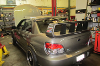 subaru repair in wake county nc